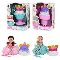 Кукла - мороженое CY 1209 пахнет, 2 вида
