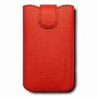 Pocket Cases (Bring Joy) Хлястик + магніт 04 (100x58/110x60) Червоний