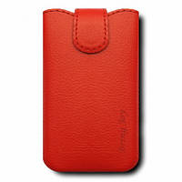 Pocket Cases (Bring Joy) Хлястик + магнит 05 (112x61/116x63) Красный