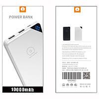 Внешний аккумулятор WUW U05 10000 mAh Белый