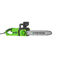 Электропила цепная Foresta FS-2740DS + Масло для цепи, фото 3