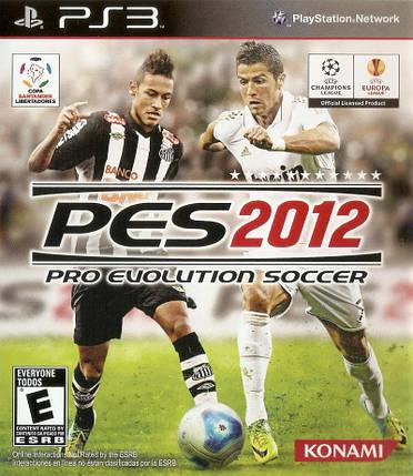Игра для игровой консоли PlayStation 3, Pro Evolution Soccer 2012 (БУ), фото 2