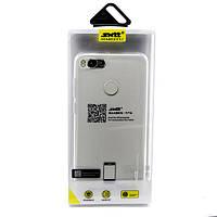 Чехол-накладка SMTT Apple iPhone 6, 6S Черная