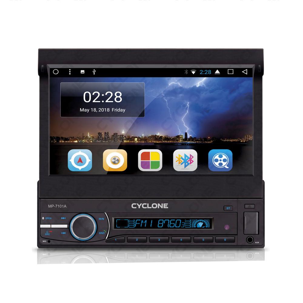 Автомагнитола CYCLONE MP-7101 A + Бесплатная доставка!!!