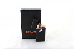 Зажигалка USB TH 705 2IN1 Газ + USB Charge