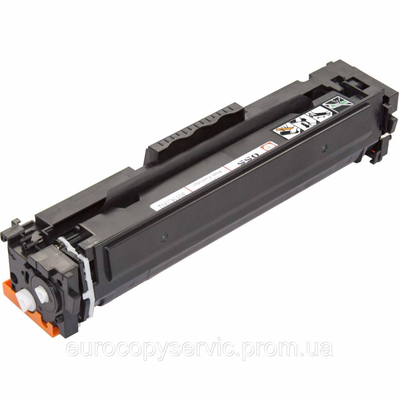 Тонер-картридж BASF для Canon MF-742Cdw аналог 3016C002 Black (BASF-KT-3016C002-WOC) без чіпа