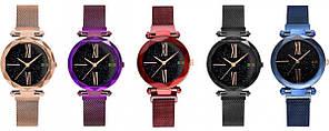 Женские наручные часы Sky Watch Розовое золото, фото 2