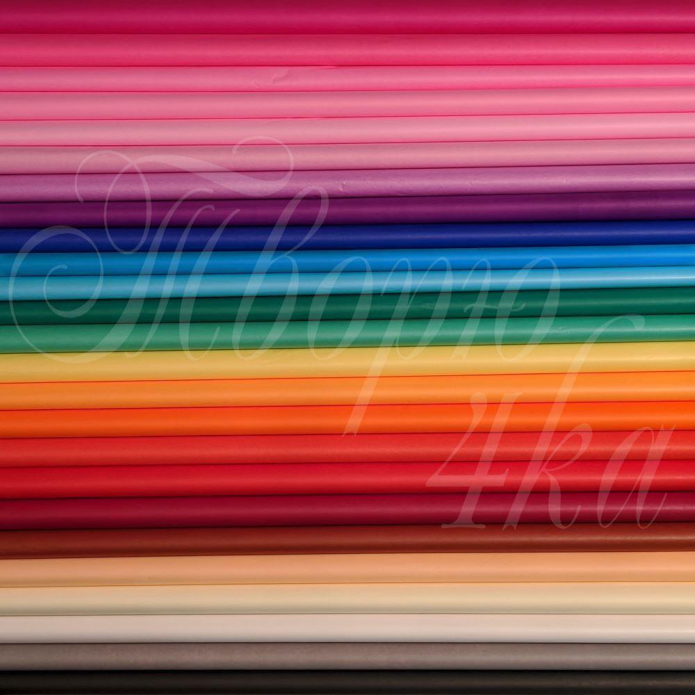 Бумага тишью 50 х 70см папиросная 17 гр/м (упаковка 500 листов)