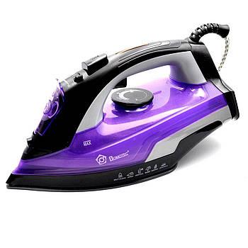 Утюг Domotec MS-2258 Фиолетовый