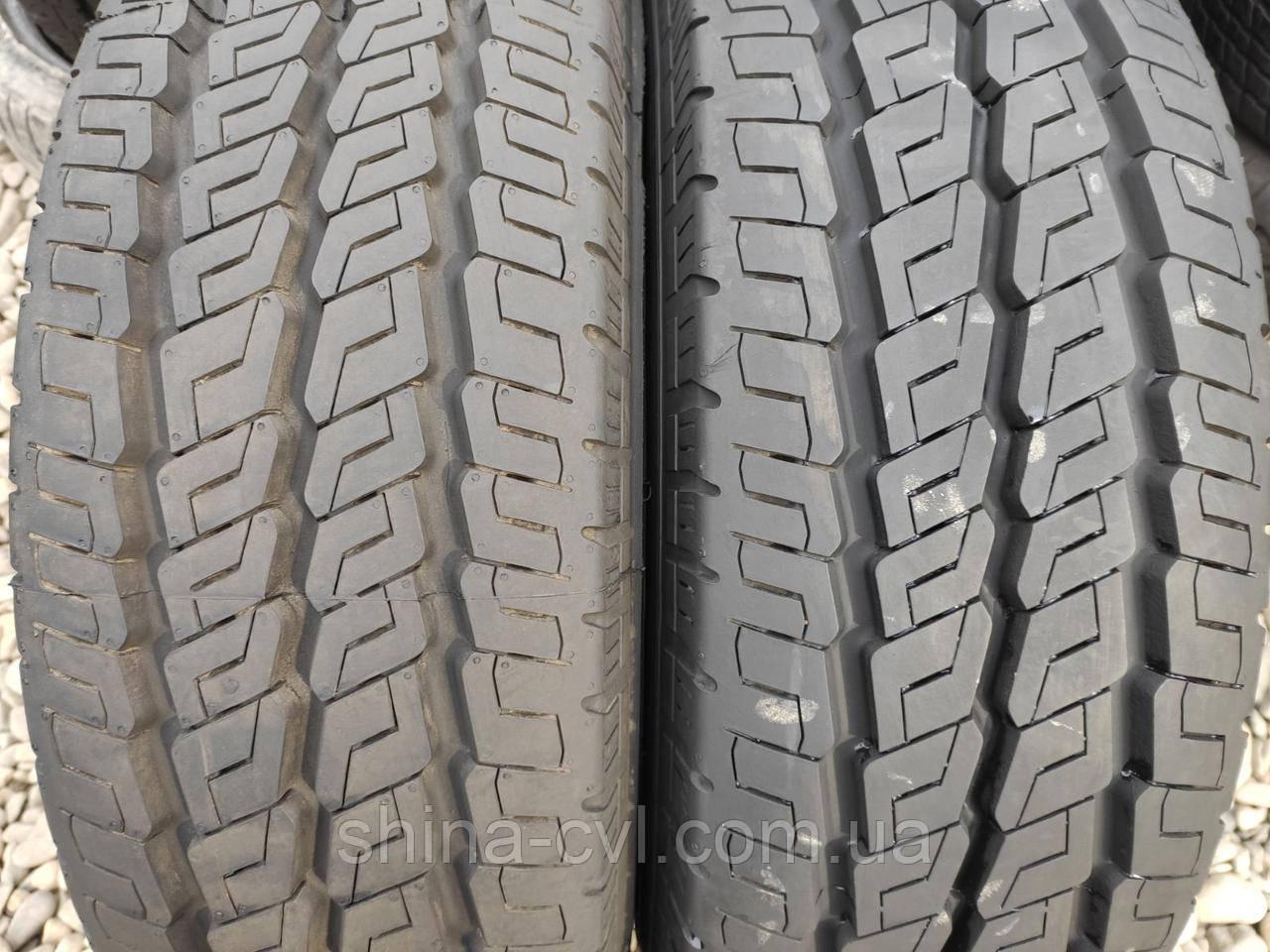 Літні вантажні шини 225/70 R15C 112/110R CONTINENTAL VANCO-8