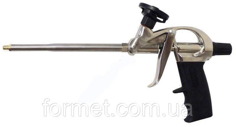 Пистолет для пены Сталь Professional