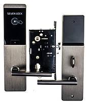 Автономный RFID замок SEVEN Lock SL-7731S Black, фото 3