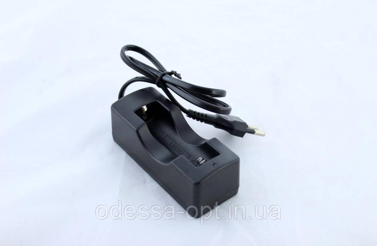 Зарядное устройство на 1x18650 от сети 220V singnal (200) в уп.10 шт.