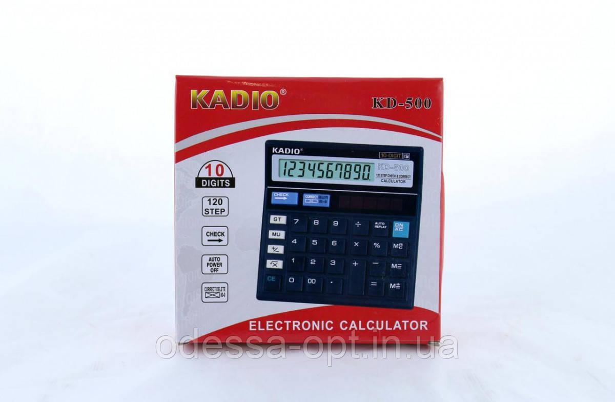 Калькулятор KK KD500 (150) в уп.75 шт.