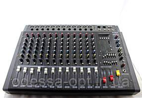 Аудіо мікшер Mixer BT 1208D