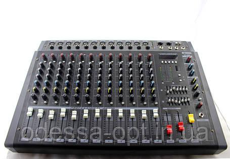 Аудио микшер Mixer BT 1208D, фото 2