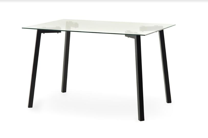 Стол стеклянный Т-204 Vetro Mebel 120