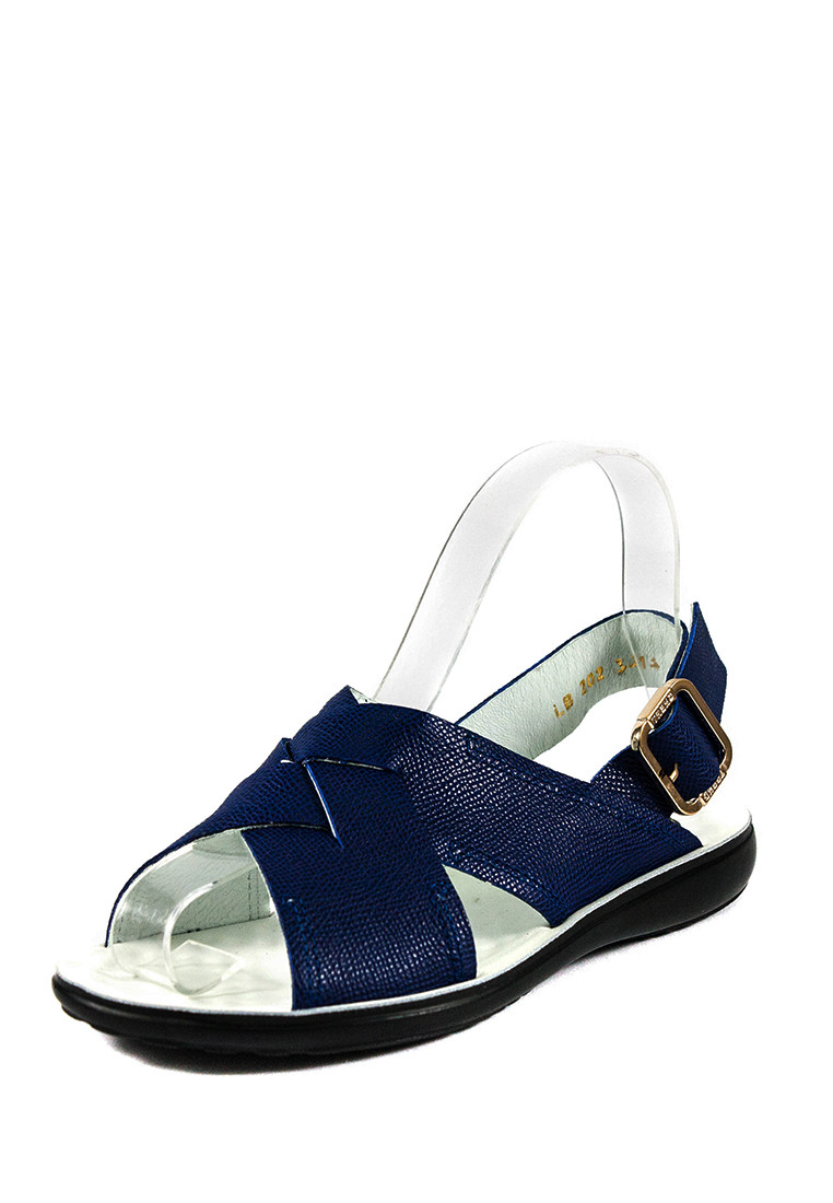 Сандалии женские TiBet 202-02-57-1 синие (36)