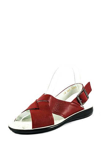 Босоножки женские TiBet 202-02-56134 красные (36), фото 2