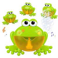 Музична іграшка для ванної Жаба, фото 1