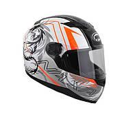 МОТОШОЛОМ Шлем NAXA інтегральний F20/B/L, фото 1