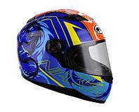 МОТОШОЛОМ Шлем NAXA інтегральний F20/F/M, фото 1