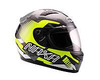 МОТОШОЛОМ Шлем NAXA інтегральний F22/E/S, фото 1