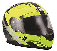 МОТОШОЛОМ Шлем NAXA інтегральний F23/K/M +Pinlock, фото 1