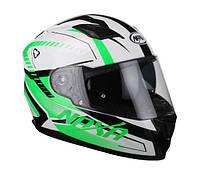МОТОШОЛОМ Шлем NAXA інтегральний F24/G/XS +Pinlock, фото 1