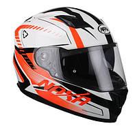 МОТОШОЛОМ Шлем NAXA інтегральний F24/H/XL +Pinlock, фото 1