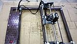 Лазерний гравер з ЧПУ, лазерний верстат, гравірувальний верстат 15 Вт, фото 2