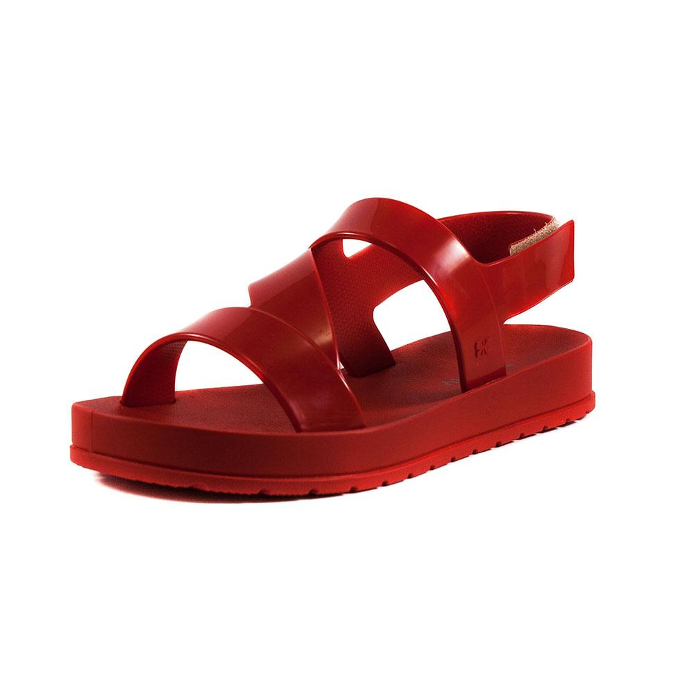 Сандалии женские Zaxy 17598-90062 красный глянец (40)