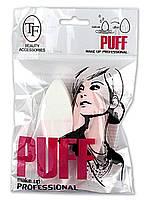 Спонж для нанесения косметических средств TF Beauty Accessories Puff в виде лепестка (CTT-47) 2 шт, фото 1