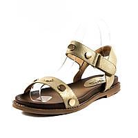Сандалии женские Sopra 16088-10-1 золотые (39)