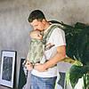Эрго рюкзак для новорожденных ONE + Love & Carry Рюкзак для переноски детей