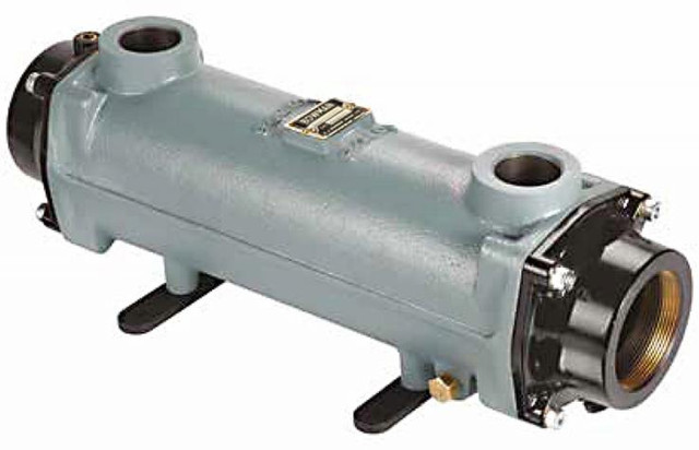 Трубчастий теплообмінник Bowman 300 кВт FG160–5115–5S Stainless Steel