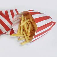 Упаковка бумажная для картошки фри  500шт
