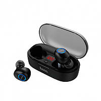 Беспроводные Bluetooth наушники гарнитура Hoco ES24 Original Black TWS, фото 1