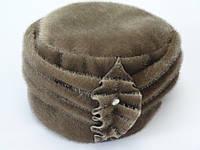 Женская шапка нерпа Румынка