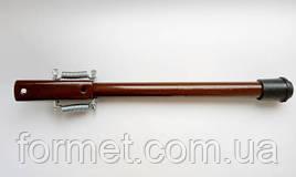 Ножка откидная 14-210мм малая коричневая