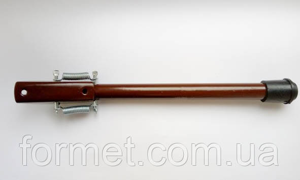 Відкидна ніжка 18-250мм коричнева, фото 2