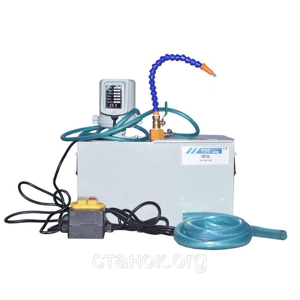 Система охлаждения жидкостью СОЖ система охолодження рідиною СОР FDB Maschinen