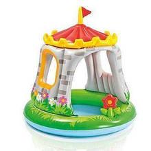 Дитячий надувний Intex Басейн 57122 Королівський / Детский надувной Intex Бассейн 57122 NP Королевский дворец