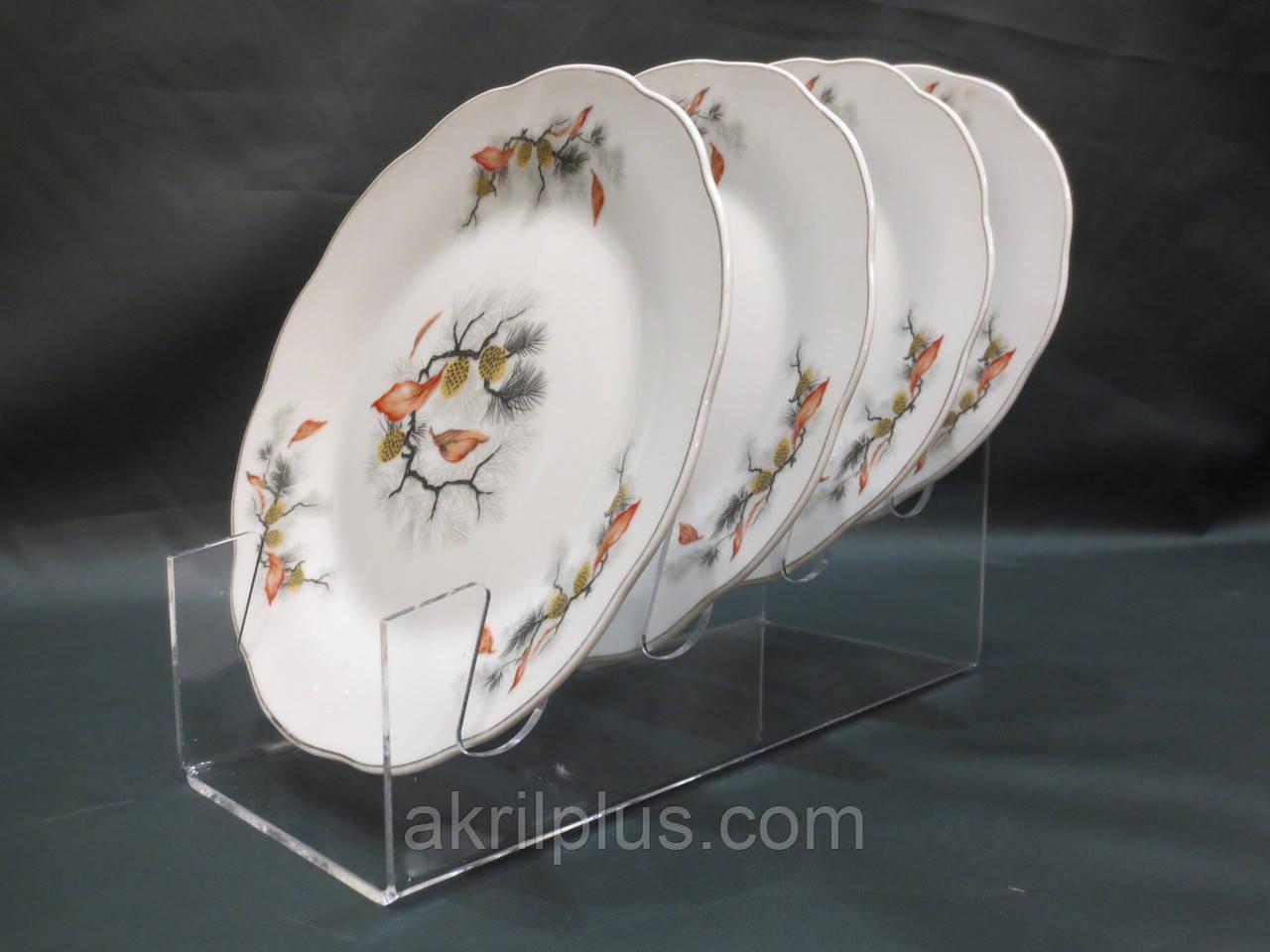 Подставка на 4 тарелки
