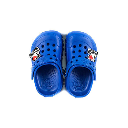 Сабо детские Jose Amorales 118007 синие (18), фото 2