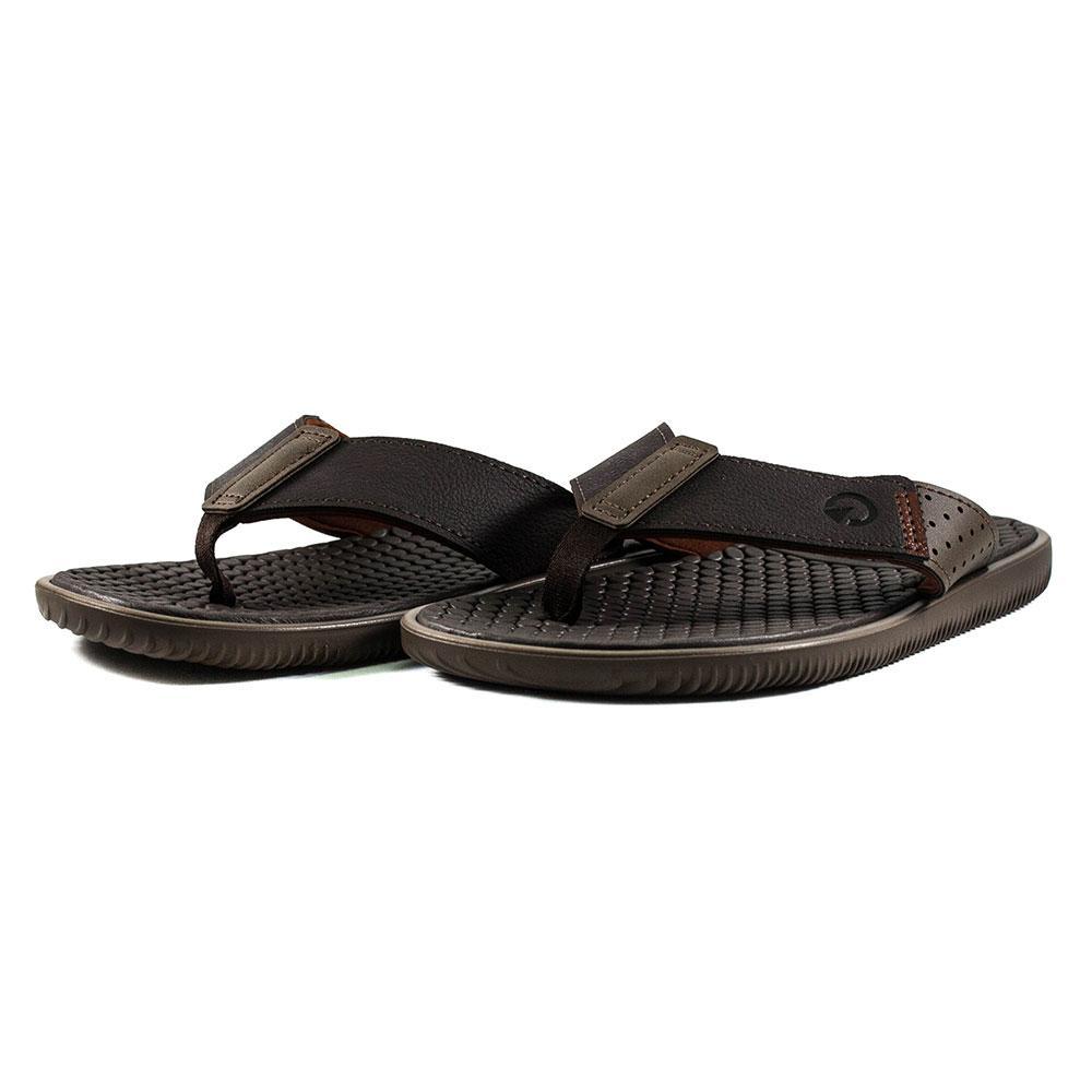 Шльопанці чоловічі Cartago коричневий 17143 (39)