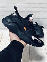 Кроссовки Женские Baas Nice в стиле (Найк Хуараче),black