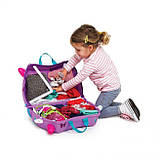 Детский чемоданчик Trunki Cassie Cat TRU-0322, фото 5
