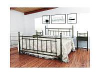 Металлическая кровать двуспальная Napoli / Неаполь Bella Letto 160х190