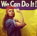 Вітаємо з Міжнародним жіночим днем!